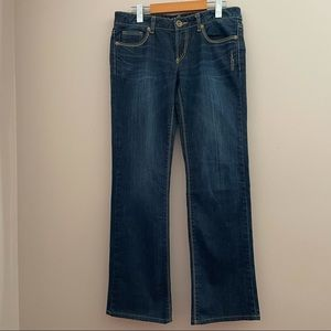 Guess Straight Cut Jeans Size